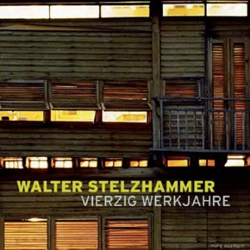 Einladung zur Buchpräsentation Walter Stelzhammer